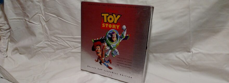 Toy Story Laserdisc Box Set
