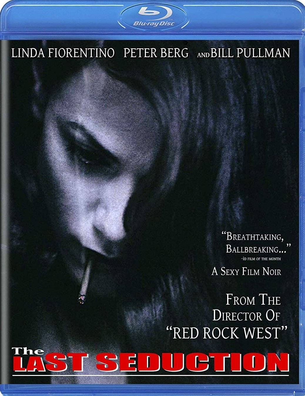 The Last Seduction Blu-ray - Buy at Amazon