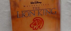 The Lion King Laserdisc box set