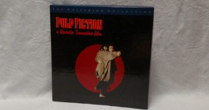 Pulp Fiction Criterion Laserdisc
