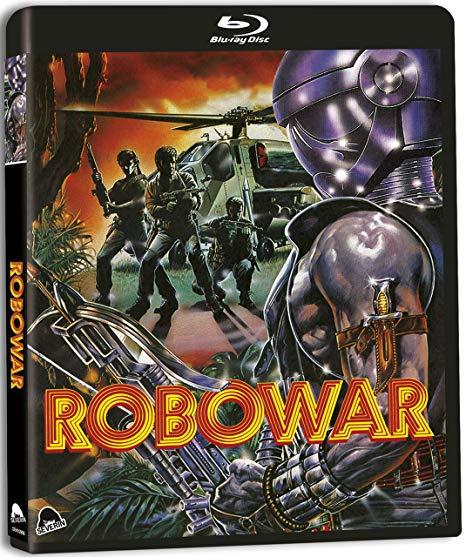 Robowar Blu-ray - Buy at Amazon