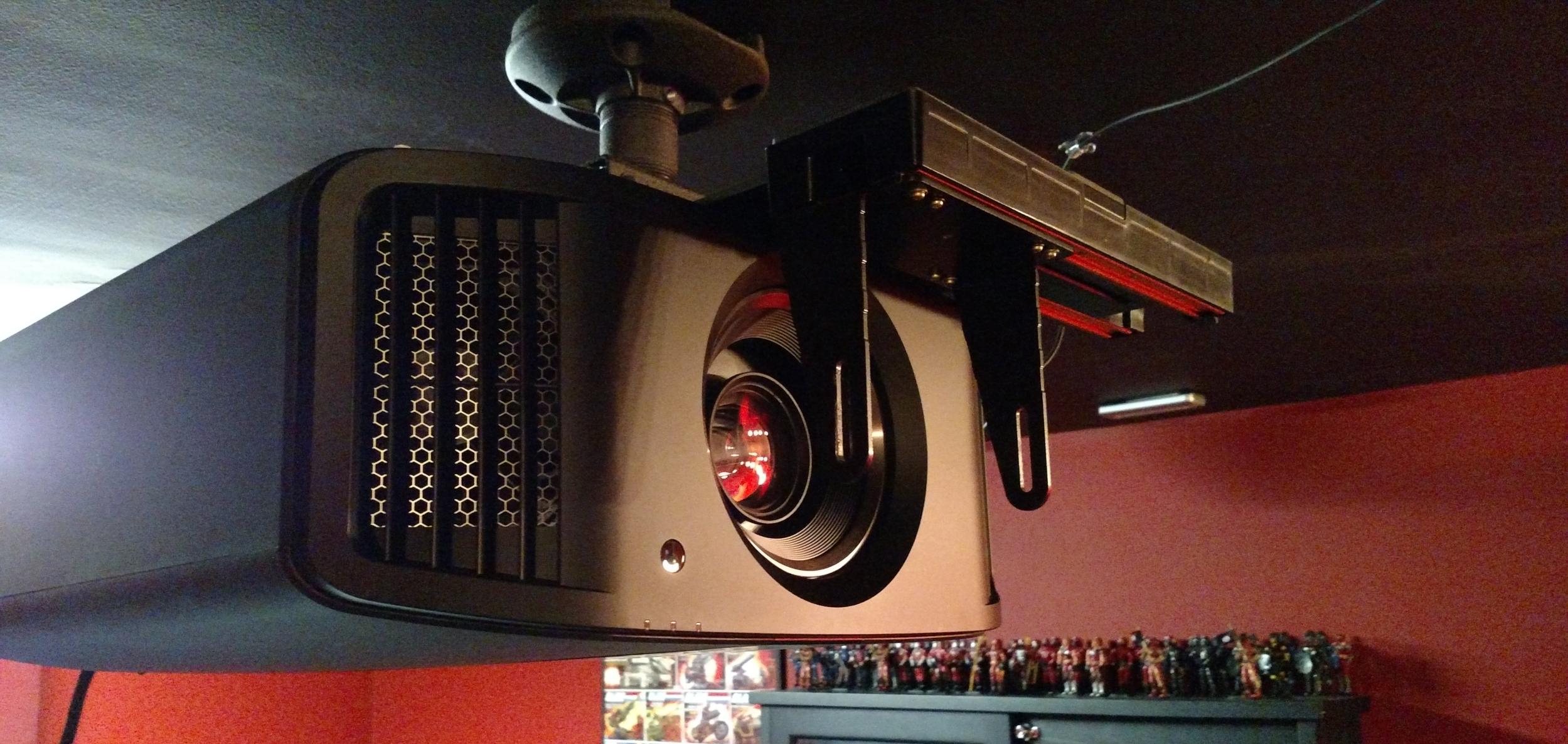 Projector Mount - No Lens