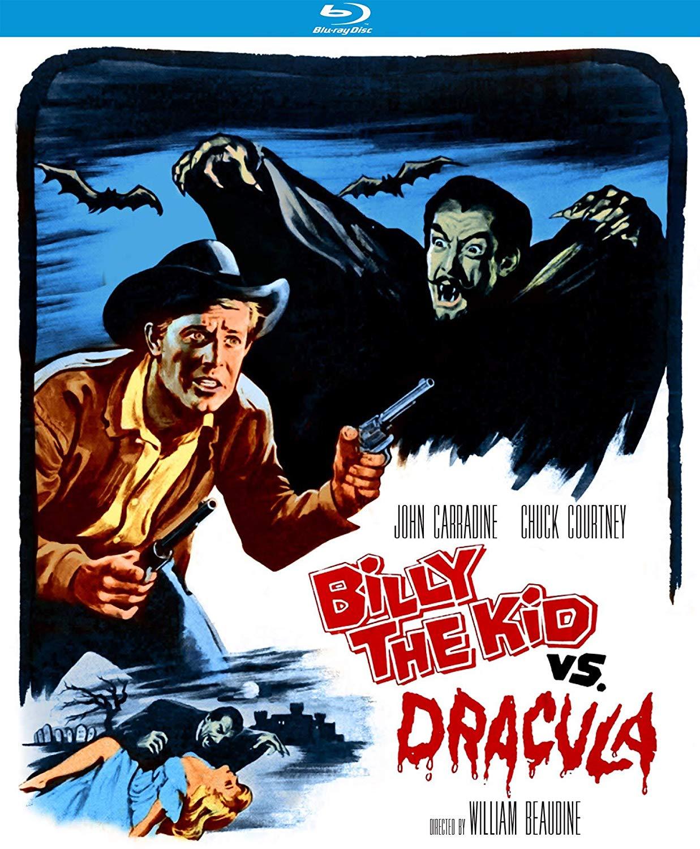 Billy the Kid vs. Dracula Blu-ray - Buy at Amazon