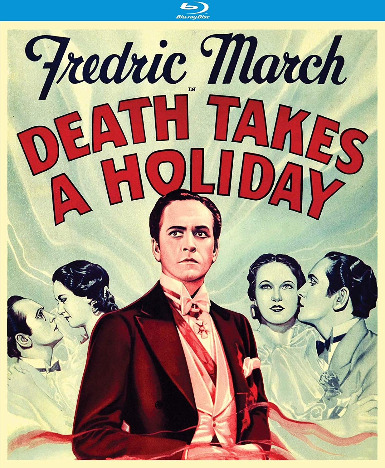 Death Takes a Holiday Blu-ray - Buy at Amazon