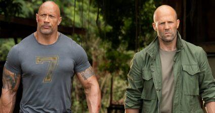 Hobbs & Shaw - Dwayne Johnson & Jason Statham