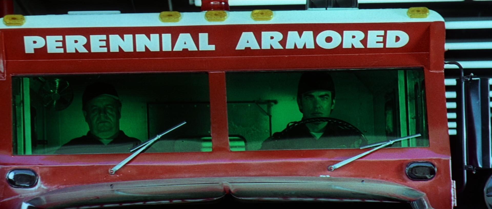 The Underneath - Armored Car