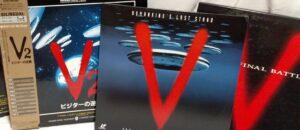 V Laserdiscs