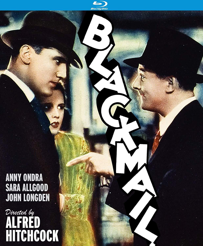 Blackmail Blu-ray - Buy at Amazon