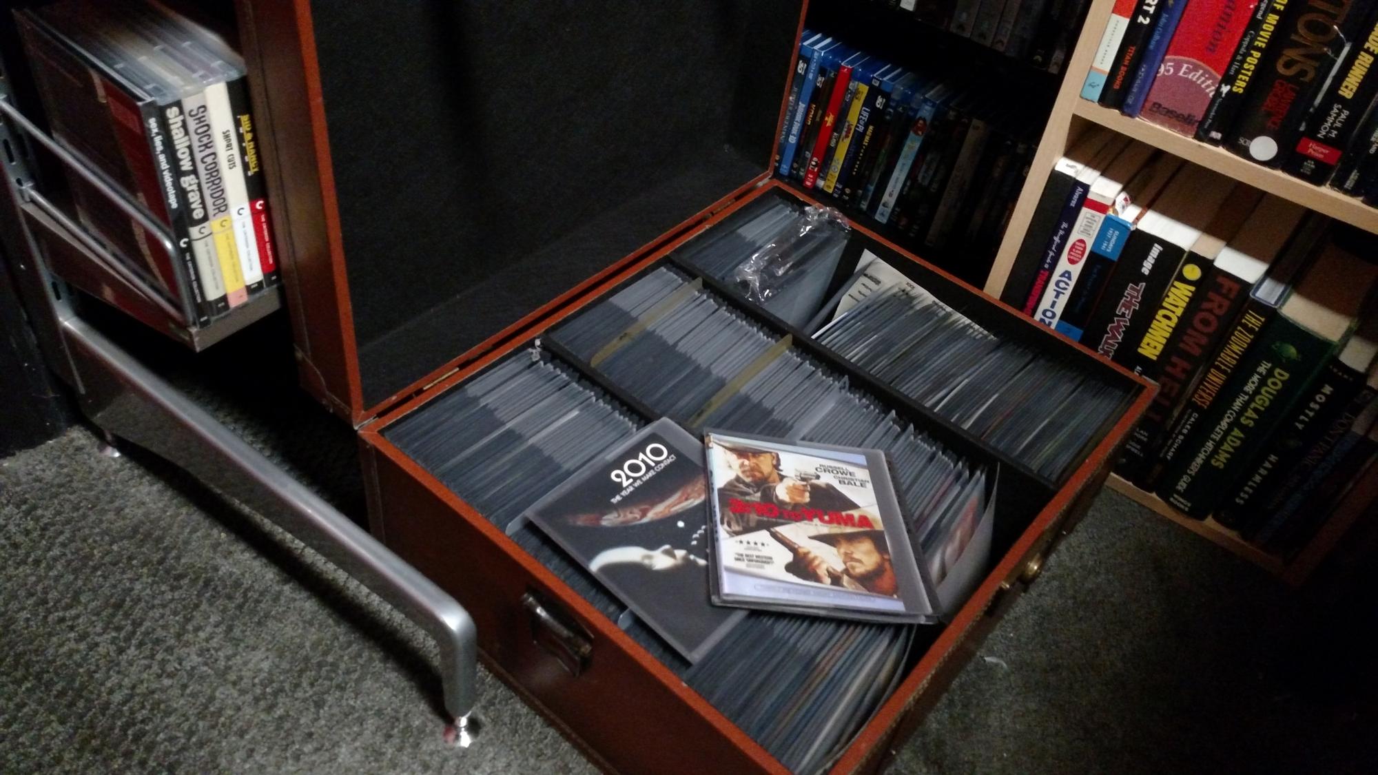 Blu-ray Trunk