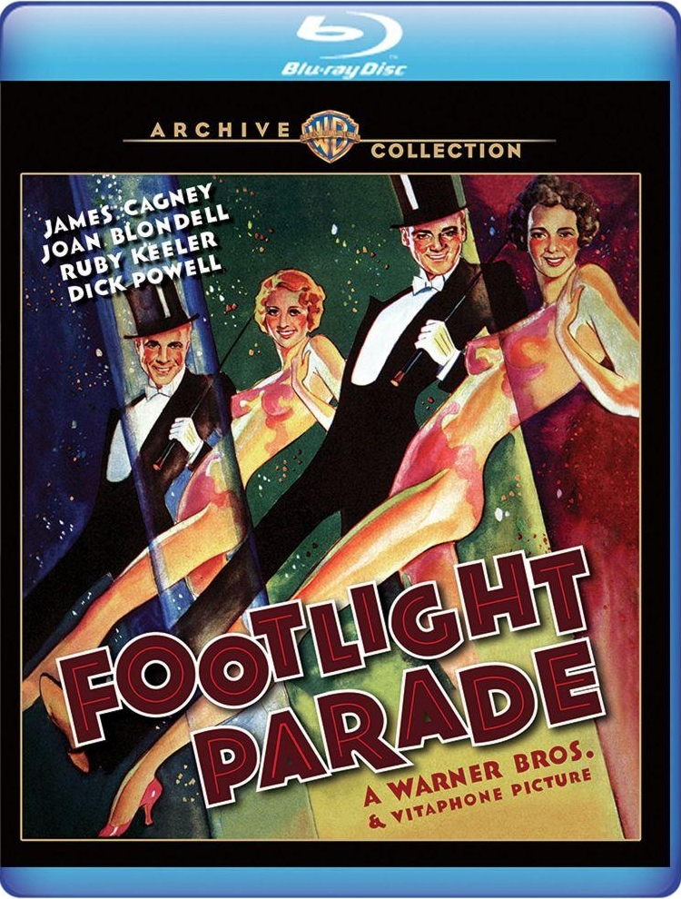Footlight Parade Blu-ray - Buy at Amazon