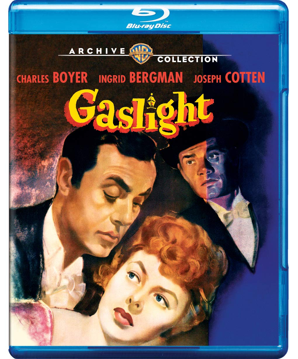 Gaslight Blu-ray - Buy at Amazon