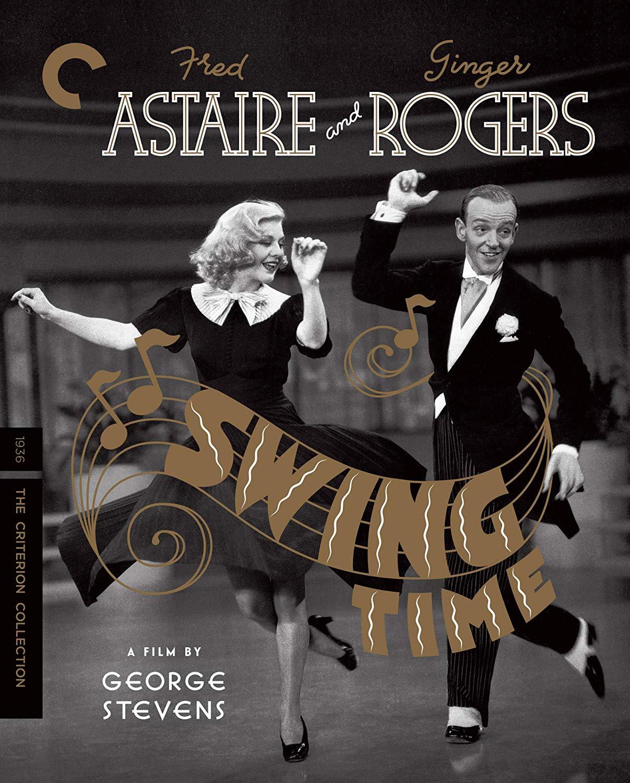 Swing Time Blu-ray - Buy at Amazon