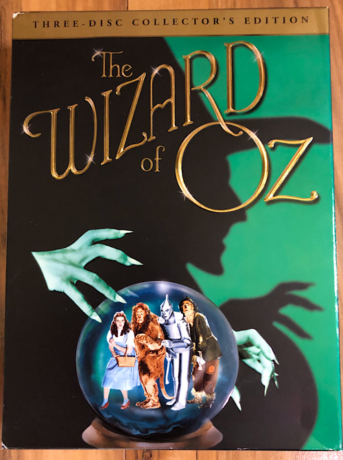 The Wizard of Oz - 2005 Three-Disc Collector's Edition DVD