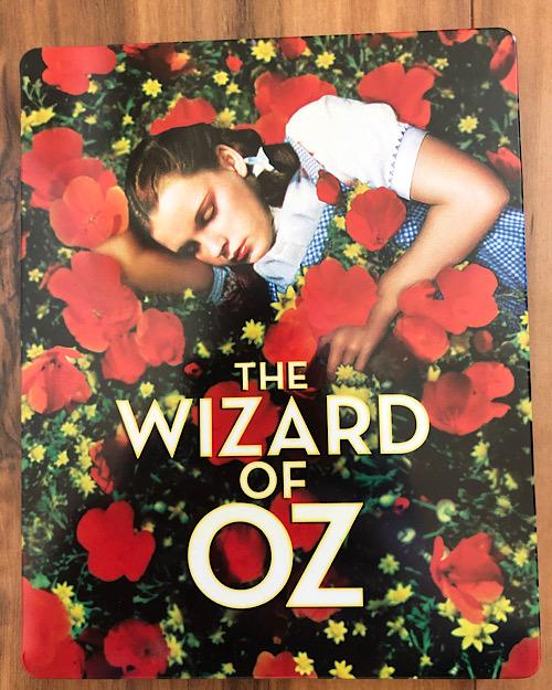 The Wizard of Oz - 2019 4k Ultra HD SteelBook
