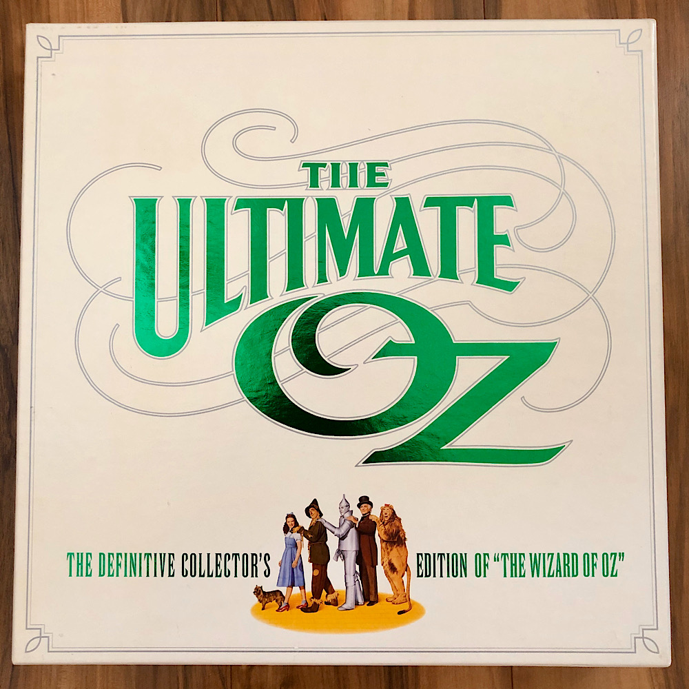 The Wizard of Oz - 1993 Ultimate Oz VHS Box Set