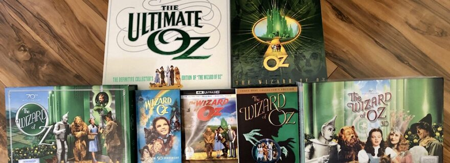 The Wizard of Oz disc collection