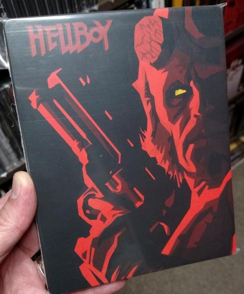 Hellboy 2004 Blu-ray SteelBook