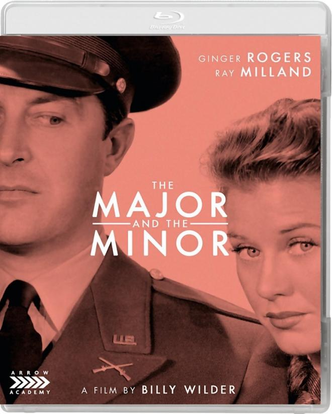 The Major and the Minor Blu-ray - Buy at Amazon