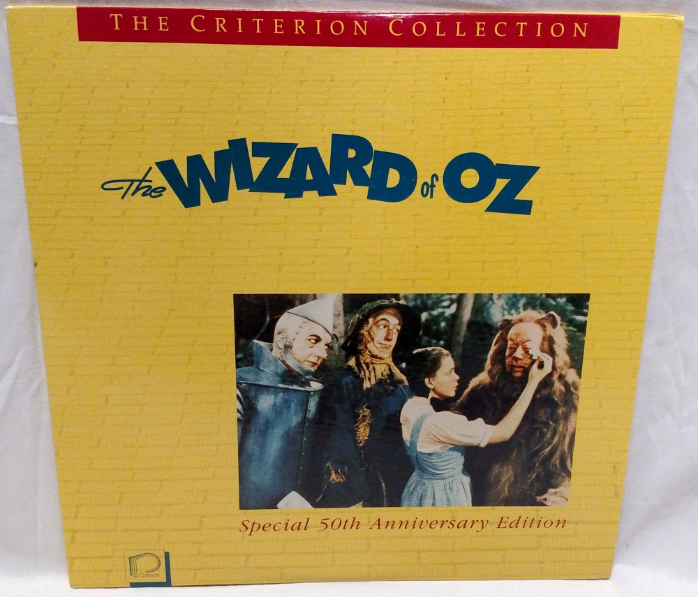 The Wizard of Oz - 1988 Criterion Laserdisc