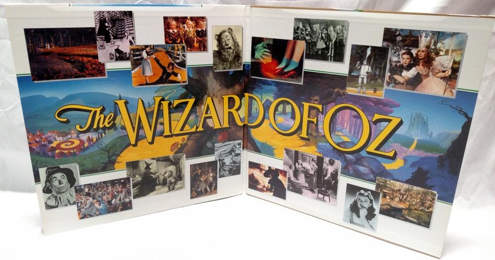 The Wizard of Oz - 1993 Ultimate Oz Laserdisc Gatefold