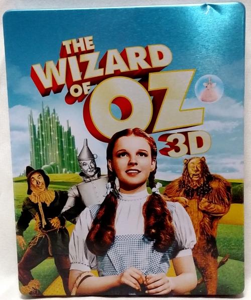 The Wizard of Oz - 2013 3D MetalPak