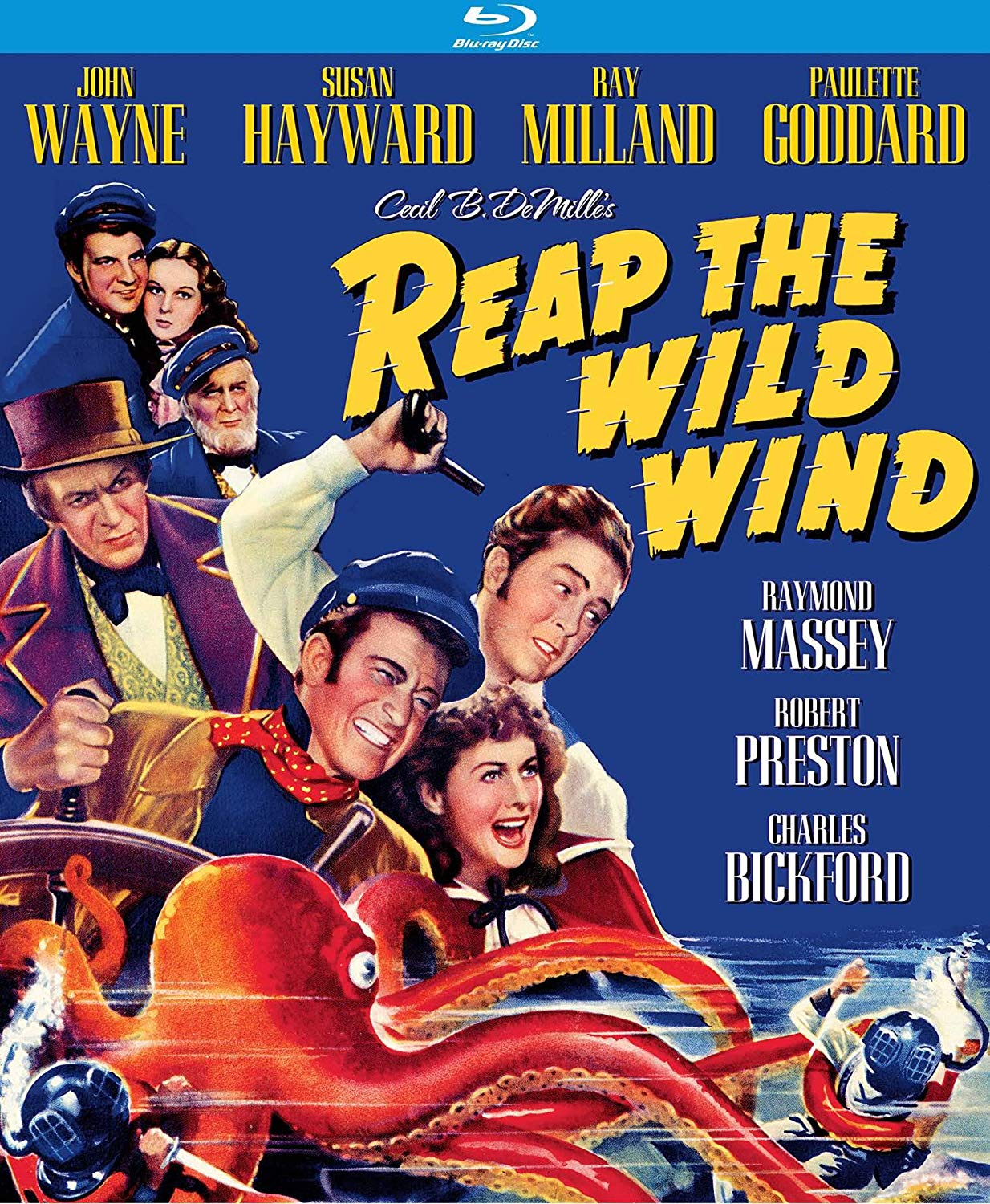 Reap the Wild Wind Blu-ray - Buy at Amazon