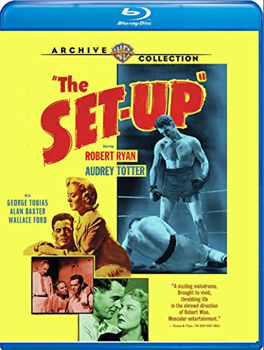 The Set-Up Blu-ray - Buy at Amazon