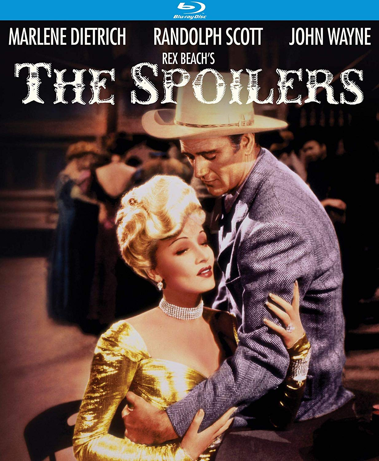 The Spoilers Blu-ray - Buy at Amazon