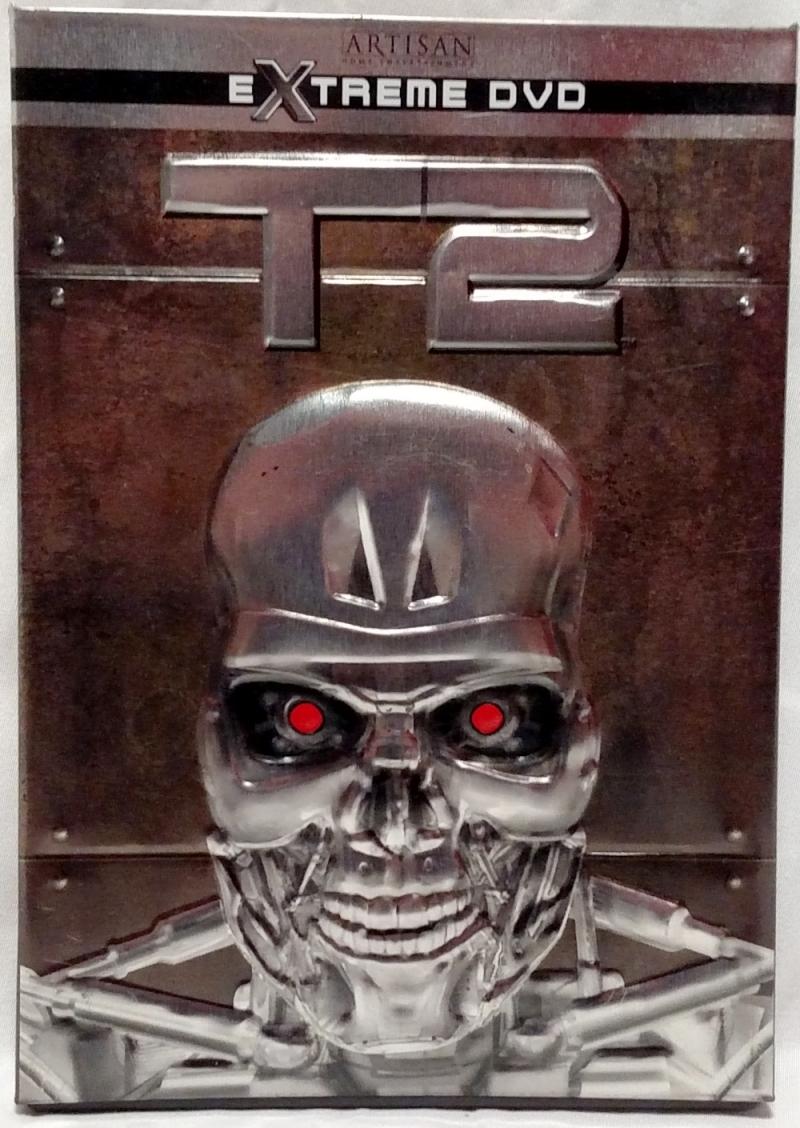 Terminator 2 Extreme DVD
