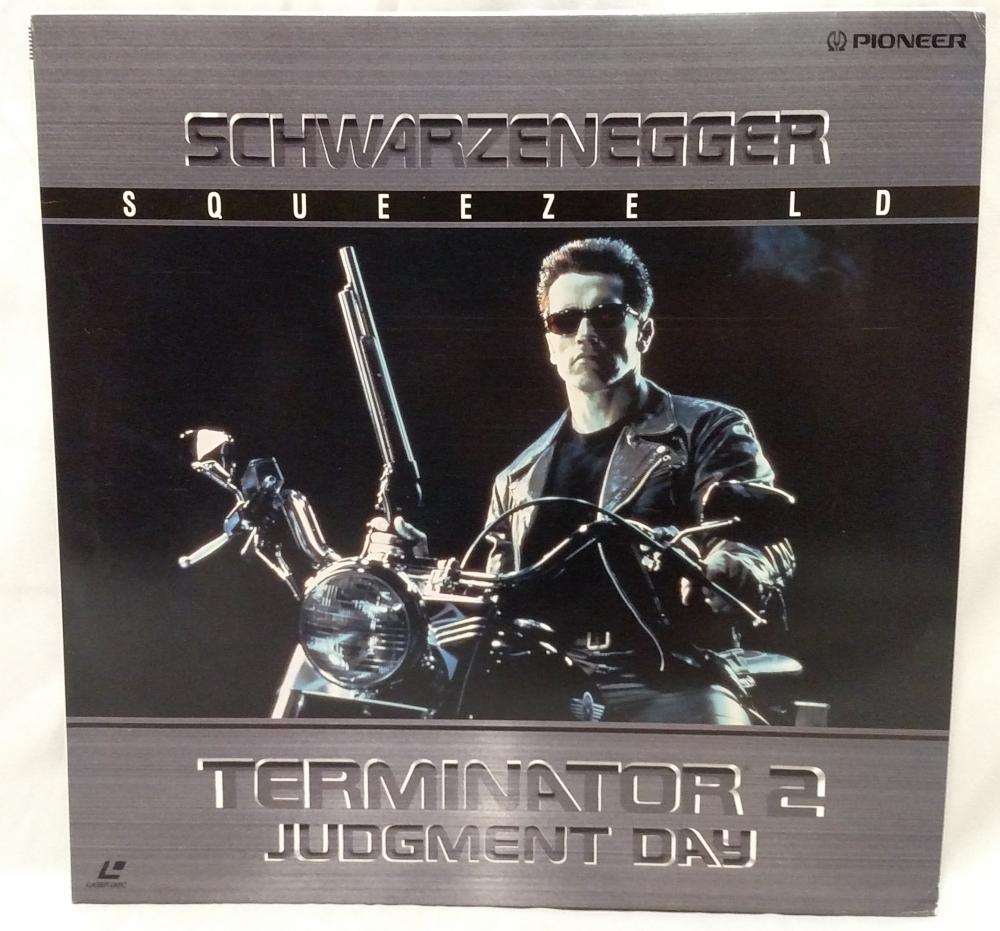 Terminator 2 Squeeze LD