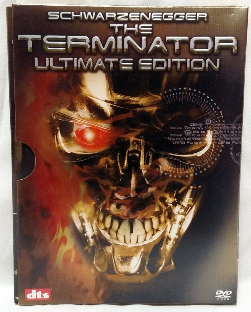 The Terminator Ultimate Edition DVD