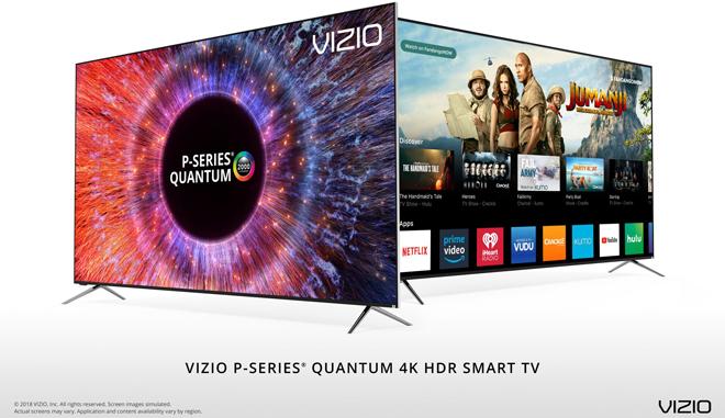 Vizio's new P-series TV is its brightest yet