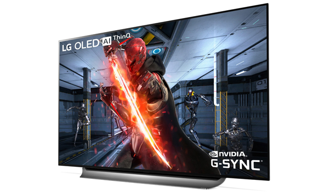 LG Adds NVIDIA G-SYNC Support to 2019 OLED TVs