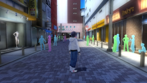 Akiba's Beat Screenshots