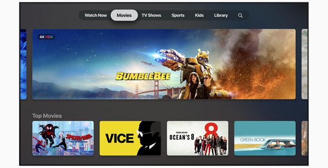 Apple TV App Gear Review   High-Def Digest