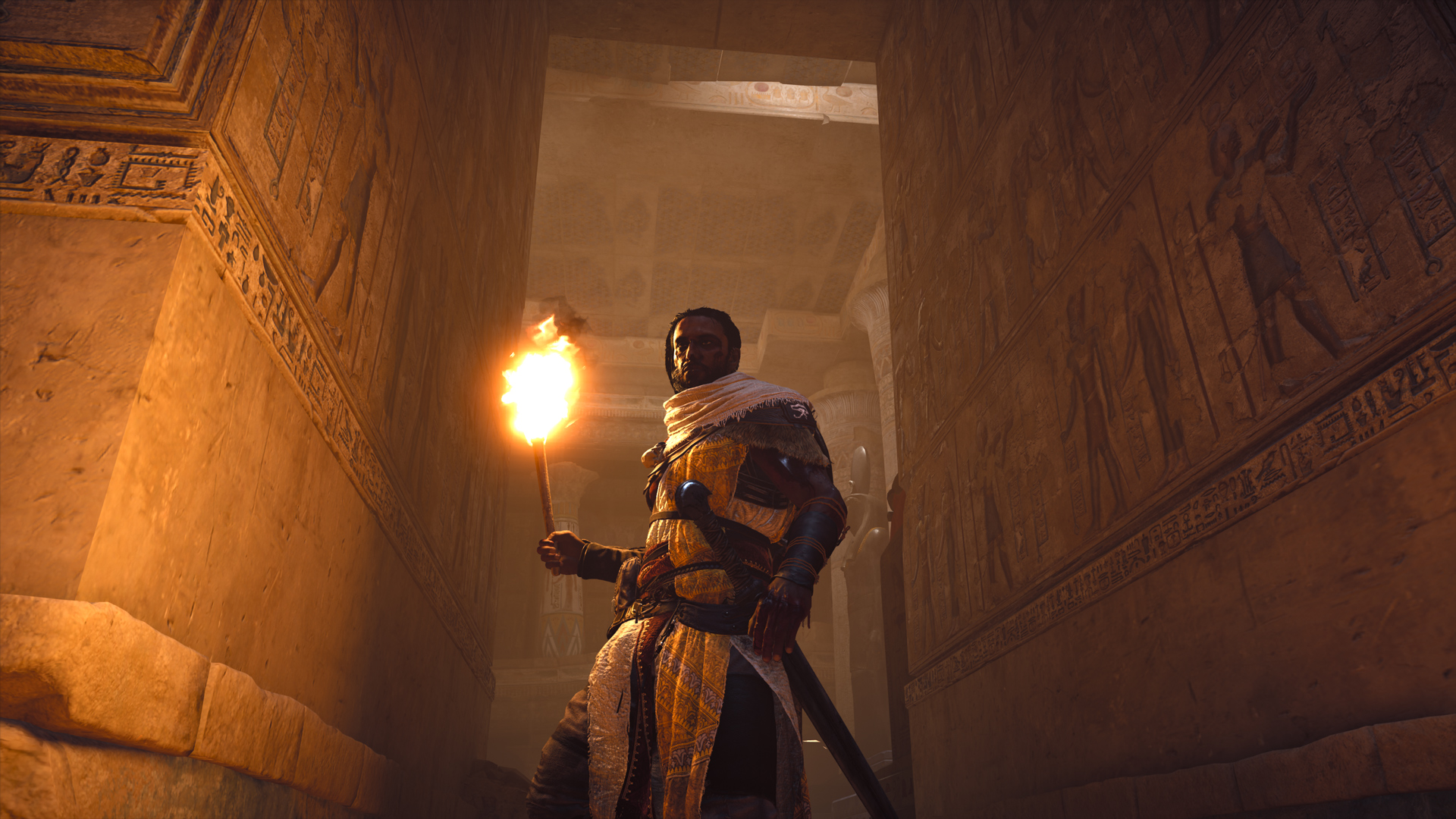 Assassins Creed Origins Xbox One X enhanced