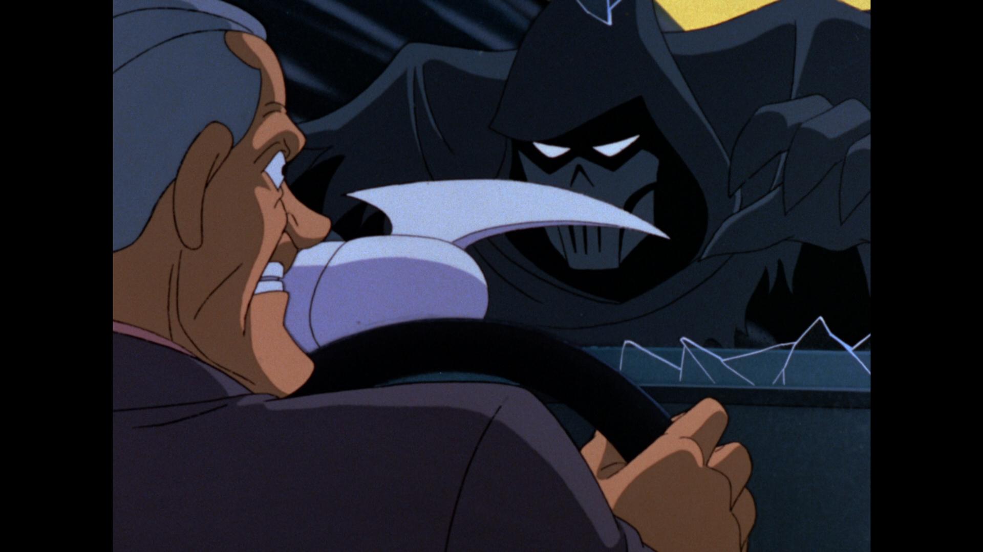 Batman: Mask of the Phantasm Blu-ray Review Phantasm Standard