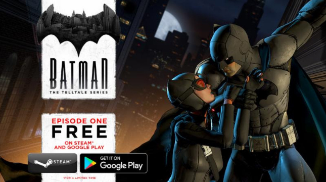 Batman - The Telltale Series Free Episode 1 Realm of Shadows