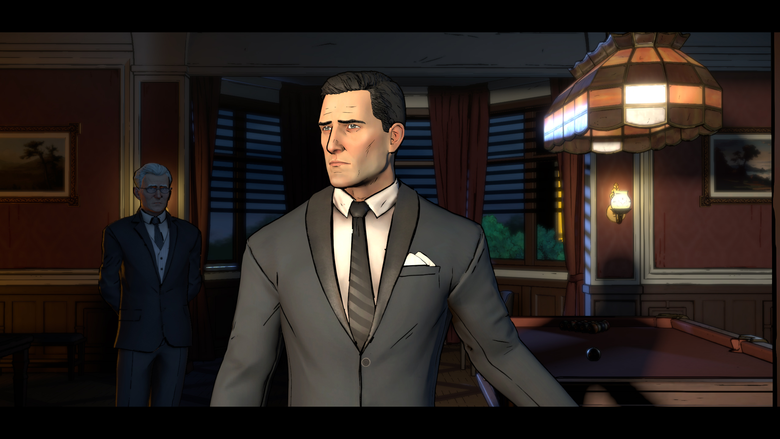 Batman - The Telltale Series - Realm of Shadows