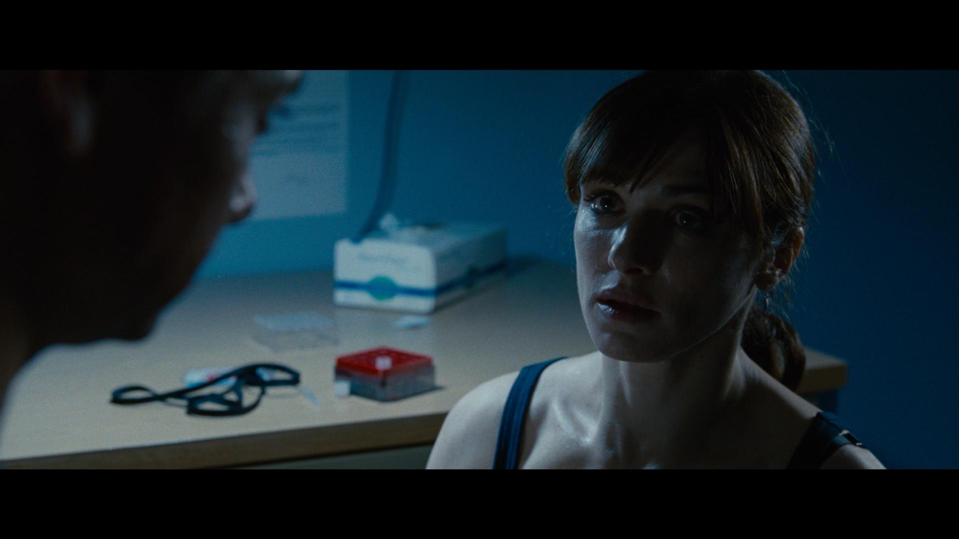 The Bourne Legacy Ultra HD Blu-ray Review Marta Rachel Weisz