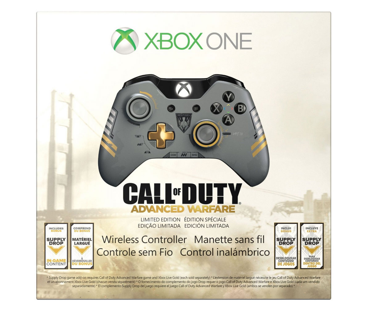 Get a Detailed Look at the Limited Edition Call of Duty ...