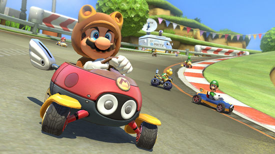 Cat Mario Kart 8 Wii U DLC Content Pack Add On