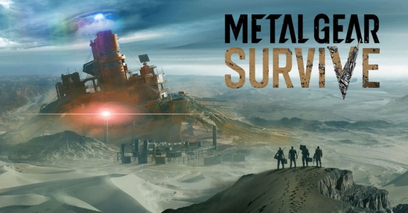 Metal Gear Survive to Get its Gameplay Debut at TGS 2016