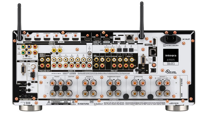 Integra Unveils New 11 2 and 9 2 Channel AV Receivers | High