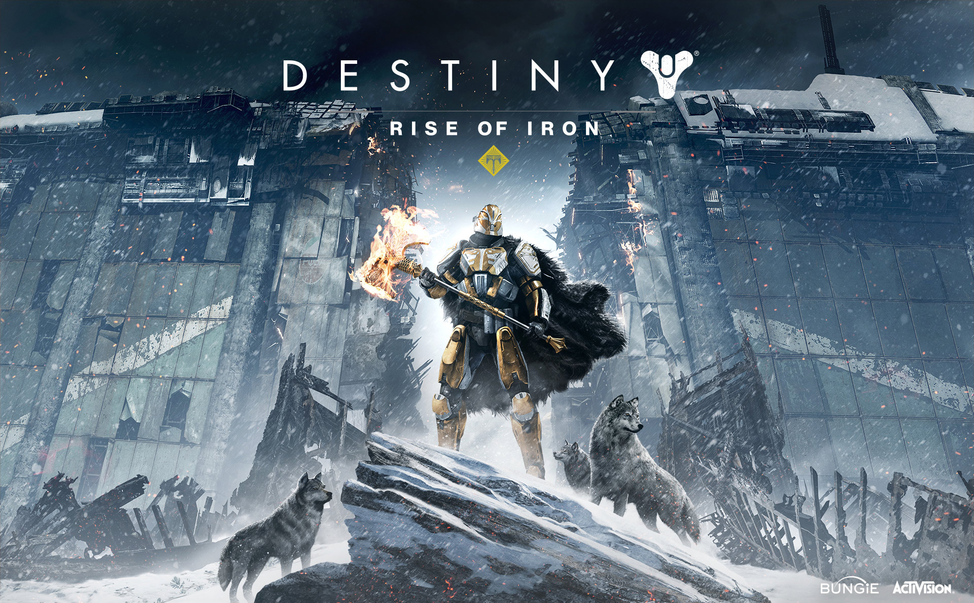 'Destiny: Rise of Iron'