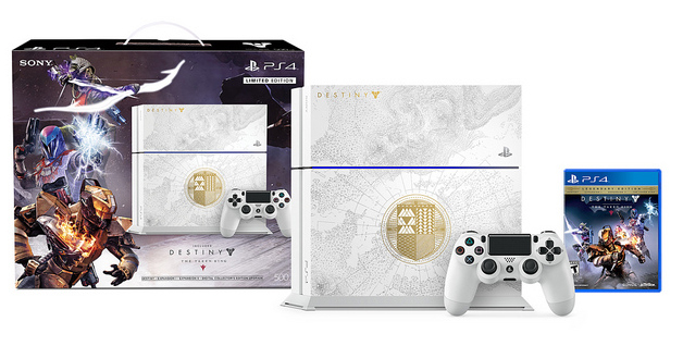 Limited Edition Destiny: The Taken King PS4 Bundle