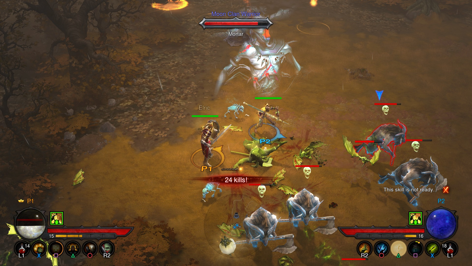 how is diablo 3 on ps4