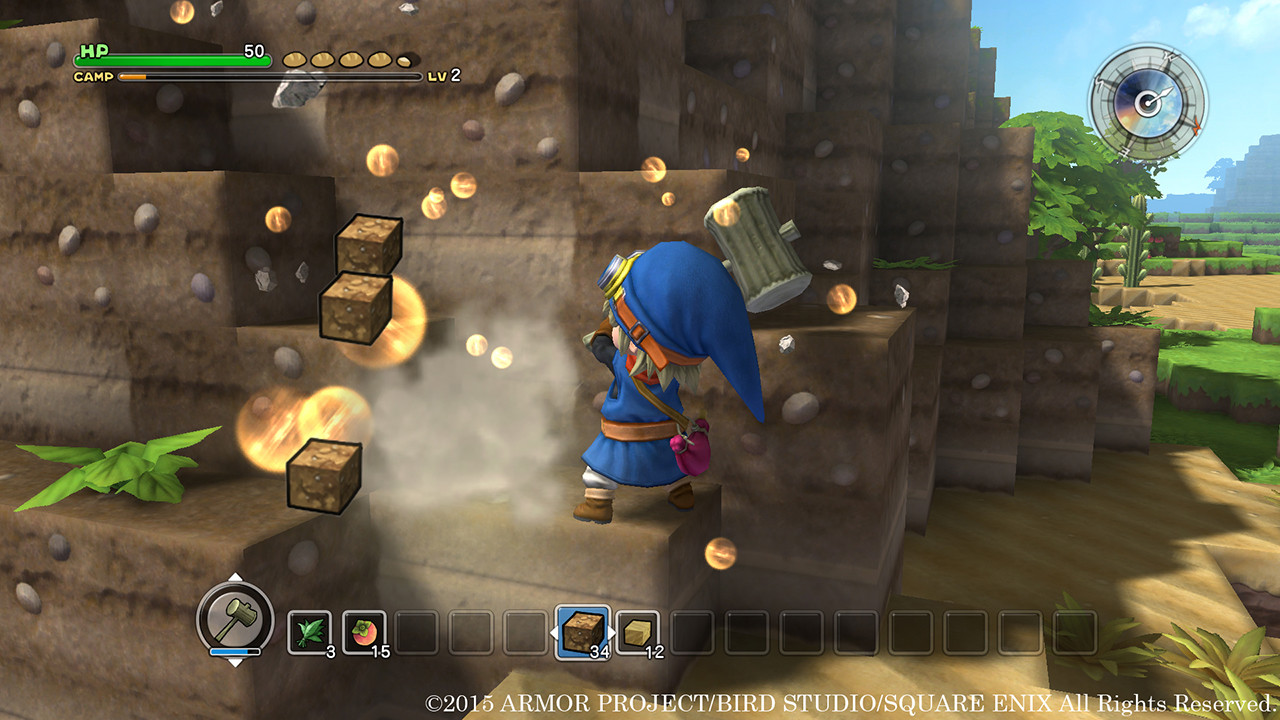 'Dragon Quest Builders' Demo Now Available On PlayStation 4 And PS Vita