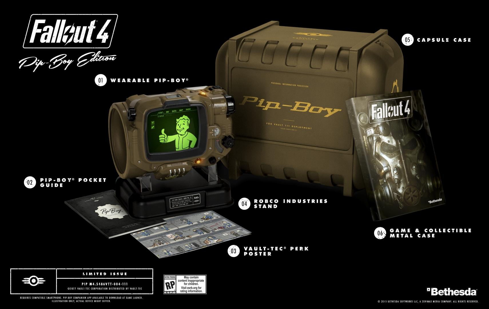 Fallout 4 pip-boy edition (xbox one) walmart. Com.