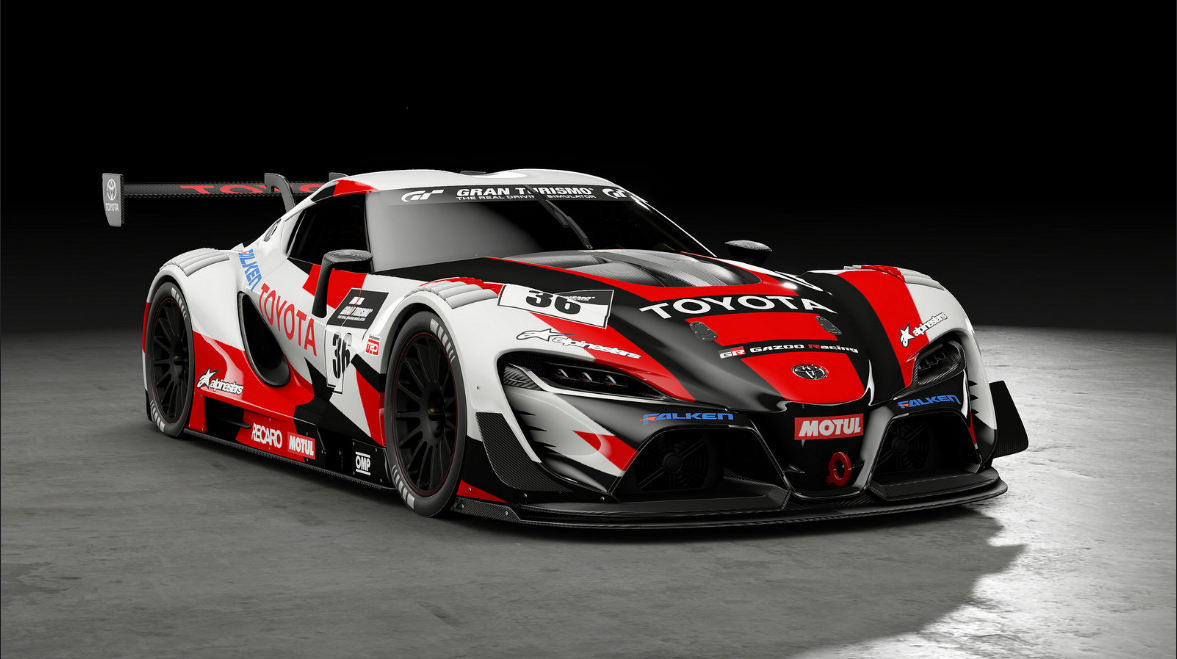 Toyota FT-1 Vision GT Group 3 GT Sport